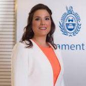 Marga Antón, concejala de Cultura en Elche.