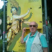 Luis Martín en Austria