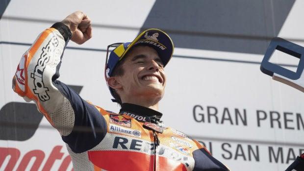 Marc Marquez alcanza su décimo triunfo de la temporada en Japón