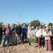 Acto de Amfar en Elche con motivo del Día Internacional de la Mujer Rural.