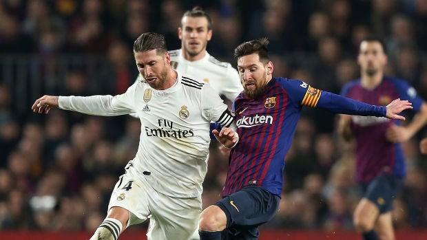 El Comité de Competición fija el Clásico entre Barcelona y Real Madrid para el 18 de diciembre
