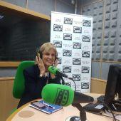 María José García Pelayo, en Más de Uno Cádiz