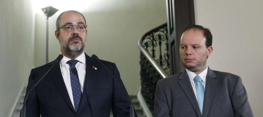 El conseller de Interior del Govern, Miquel Buch