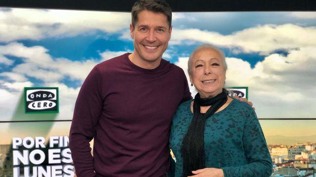 """Cristina Hoyos: """"Hace 22 años que estoy operada de cáncer de mama y estoy divinamente"""""""