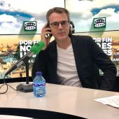 Pedro Vallín presenta 'Me cago en Godard' en Por fin no es lunes