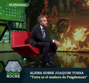 Carlos Alsina con Iñaki López