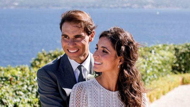Fotos de la boda de Rafa Nadal y Xisca Perelló