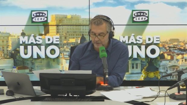 VÍDEO del monólogo de Carlos Alsina en Más de uno 21/10/2019