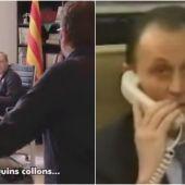 """Comparan el vídeo de Torra con el de Lopera """"salvando"""" al Betis"""