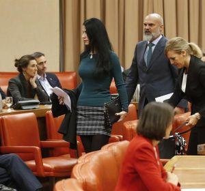 Batet expulsa del Congreso a una diputada de Vox tras una bronca por los asientos y por Cataluña