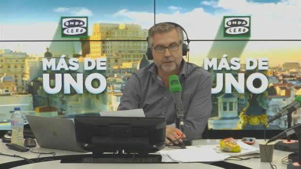VÍDEO del monólogo de Carlos Alsina en Más de uno 22/10/2019