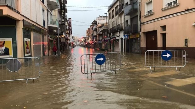 Cerca de 330.000 ciudadanos de las zonas costeras estarán en riesgo por inundación