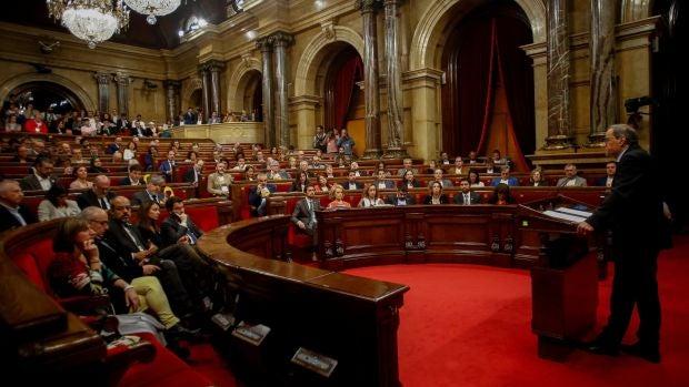 JxCat, ERC y CUP pactan rechazar la sentencia y aluden a la autodeterminación