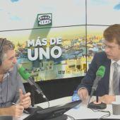 VÍDEO completo de la entrevista de Carlos Alsina a Hugh Elliott