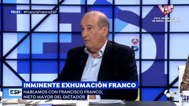 Entrevista a Francisco Franco.