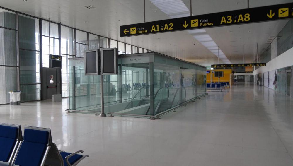 Las escenas se rodarán en la terminal de pasajeros