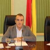 El vicepresidente y conseller balear de Transición Energética y Sectores Productivos, Juan Pedro Yllanes
