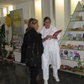 Día Mundial de la Osteoporosis en el Hospital General de Elche.