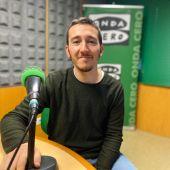 Alberto Oubiña - concejal Pontevedra
