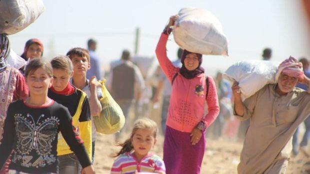 Contraparte - Refugiados: prisioneros del olvido