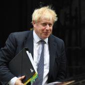 """Johnson contempla un adelanto electoral para desbloquear el """"brexit""""."""