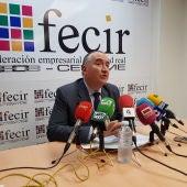 Carlos Marín, presidente de Fecir