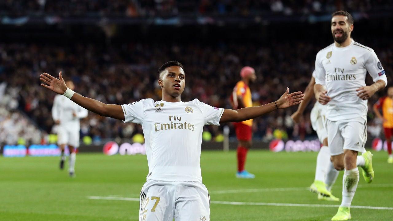 """Rodrygo: """"Todavía soy muy joven para ocupar el hueco de Cristiano Ronaldo"""""""