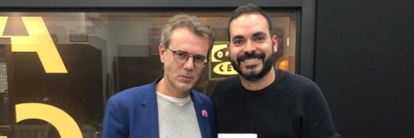 """Pedro Vallín: """"Ni el cine de Hollywood es tan de derechas... ni el cine de autor europeo es tan de izquierdas"""""""