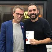 Pedro Vallín, periodista y autor de '¡Me cago en Godard!', presenta su libro en Kinótico