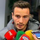 El centrocampista, Saúl Ñíguez.