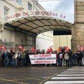 Huelga astilleros Barreras Vigo