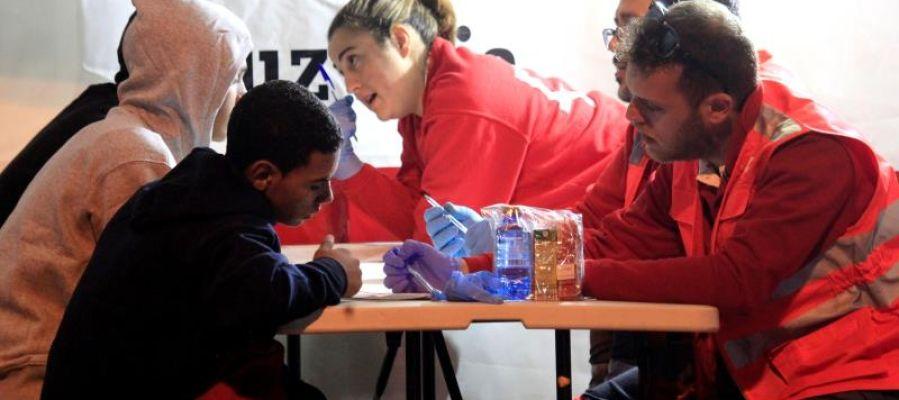 Menores extranjeros en Algeciras (Menas)