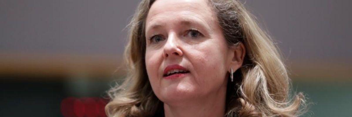 """Nadia Calviño: """"No podemos hacer que el Estado reemplace el conjunto de la economía"""""""