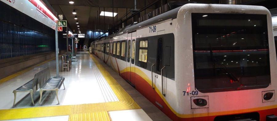 Avería tren UIB