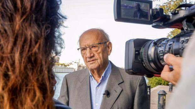 """Pere Portabella apuesta por un """"diálogo y negociación hasta la extenuación"""" con Cataluña """"sin olvidar el shock emocional"""""""