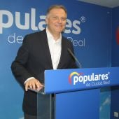 Francisco Cañizares, presidente provincial de PP