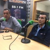 Los presidentes de Radiotaxi Jerez y Radiotaxi Cádiz, hoy en Más de Uno