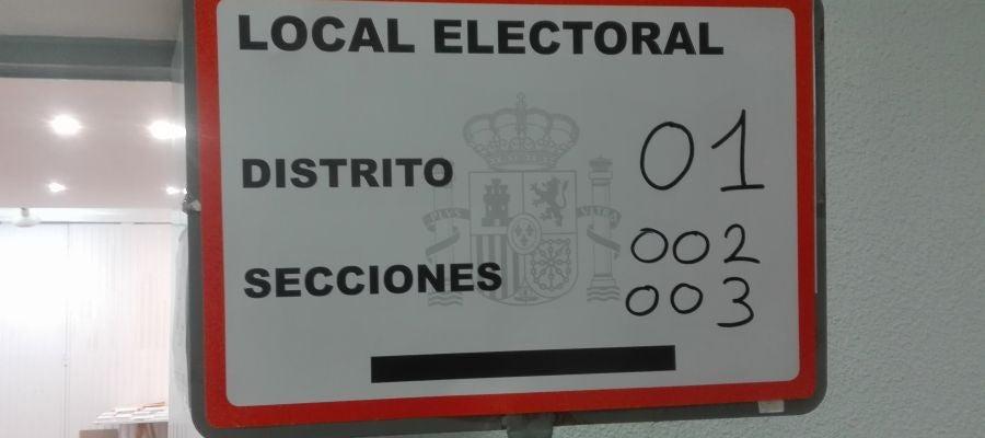 Desciende la participación en la provincia de Ciudad Real a las 14:00 horas