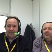 Juan de Dios 'Guerrero' y Juan Diego 'Colmenero' tienen todo preparado desde el centro de datos para contarnos la última hora de las elecciones