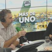 VÍDEO de la entrevista completa a Ainhoa Arteta en Más de uno 12/11/2019