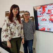 Presentación de la campaña de recogida de calzado usado en Elda.