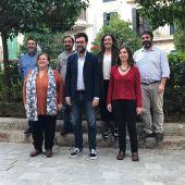 Antoni Noguera presenta su candidatura a coordinador de Més