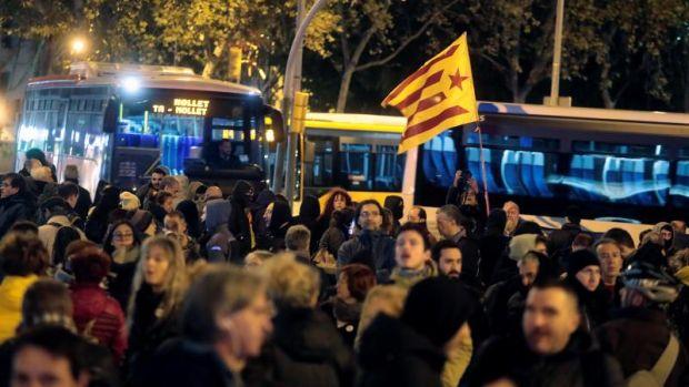 El juez García Castellón sopesa investigar por terrorismo los disturbios independistas de Cataluña