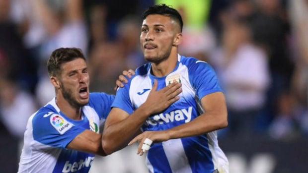 Goles del Espanyol 0 - 1 Leganés: El Leganés suma los tres puntos y busca salvarse del descenso