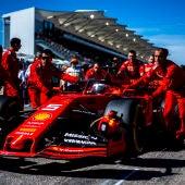 Planes de la Fórmula 1 2030