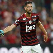 Pablo Marí, español en el Flamengo.