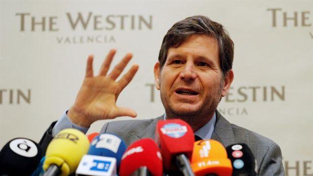 Mateu Alemany abandona el Valencia.