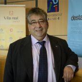 Imatge d´arxiu del president de la Càtedra d´Innovació, Juan Carda. Entitat organiztadora de les activitats cientifiques.