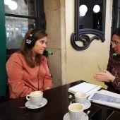 Lara Vivero entrevista a Ines Rey