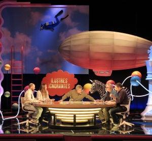 La tele con Monegal: 300 programas de 'Ilustres Ignorantes'